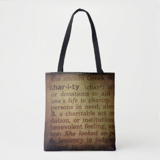 Finding Meaning - Charity Tote Bag