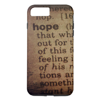 Finding Meaning - Hope iPhone 8 Plus/7 Plus Case