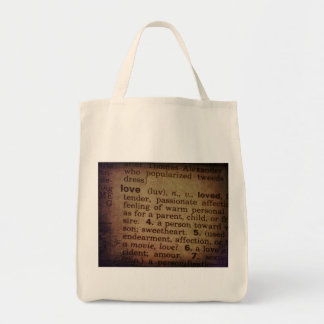 Finding Meaning - Love Tote Bag