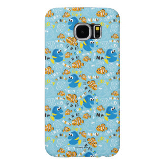 Finding Nemo | Dory and Nemo Pattern Samsung Galaxy S6 Cases