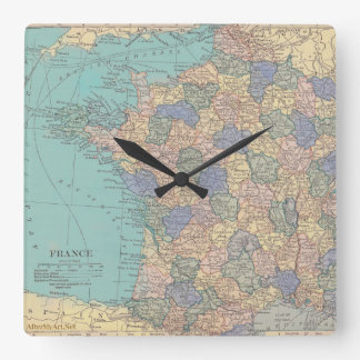 Finding Paris Together Clock