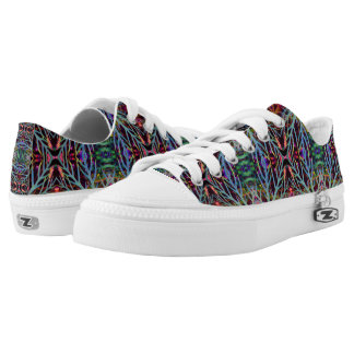 Finding the Colors Pattern Low Tops