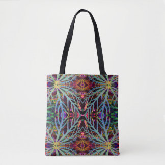 Finding the Colors Pattern Tote Bag