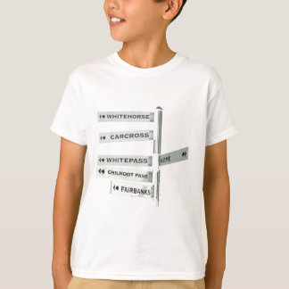 Finding your way in Alaska T-Shirt