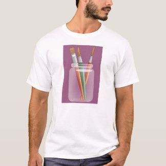 Fine Art Brushes T-Shirt