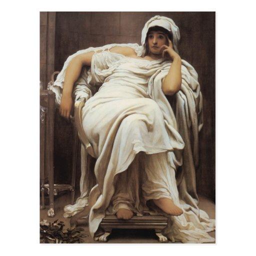 Fine art Faticida Postcard