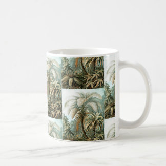 Fine Art Fern - Art Forms of Nature Haeckel Coffee Mug