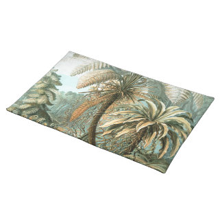 Fine Art Fern - Art Forms of Nature Placemat