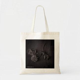 Fine art Flower Photograph Bag