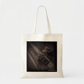 Fine art flower - range of tote bags