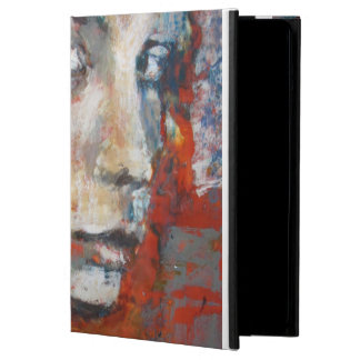 Fine art for your case. Colourful red. iPad Air Case