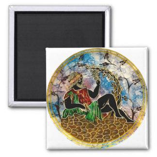 Fine Art Image for 2 Inch Square Magnet