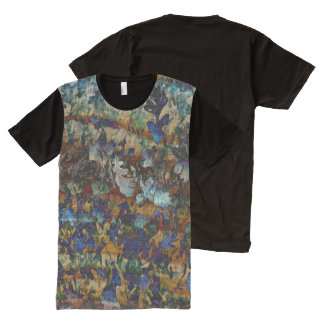Fine Art Leaves Mens T-Shirt