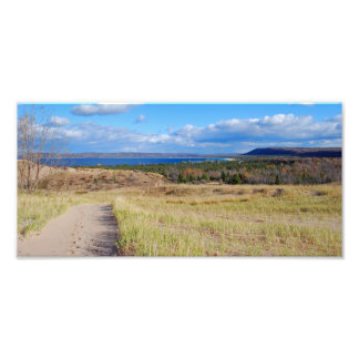 Fine Art Print Path through Sleeping Bear Dunes