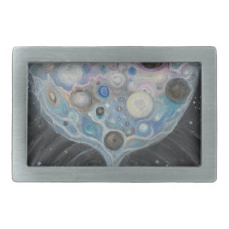 Fine Art Print Rectangular Belt Buckle