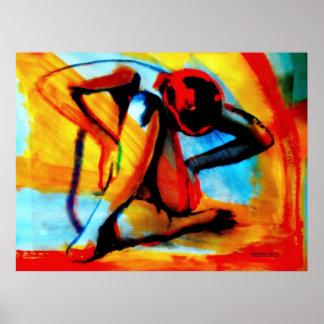 Fine Art Prints - Colorful Images Poster