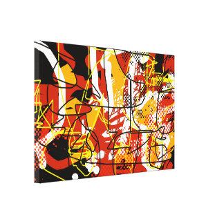fine arts abstraction decor canvas print