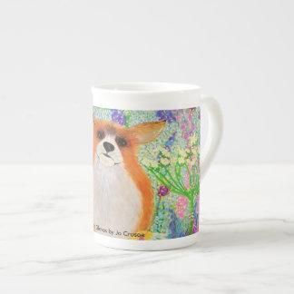 Fine china mug