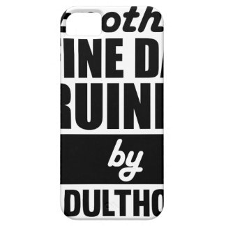 Fine Day Ruined iPhone 5 Case