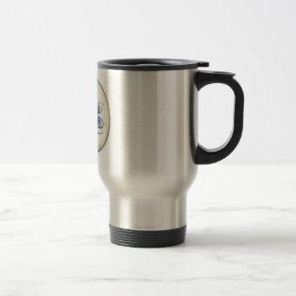 Fine design bloom Trinkbecher Travel Mug