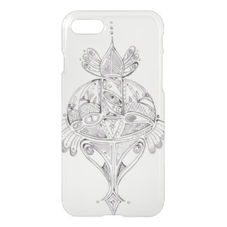 Fine design iPhone 7 case