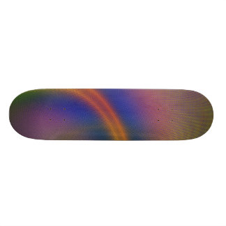 Fine Faceted Skate Deck