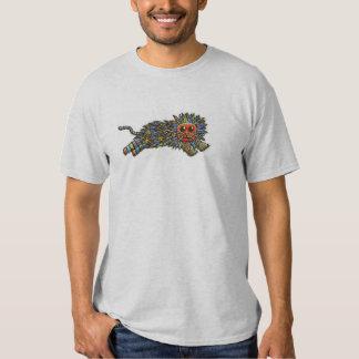Fine-feathered Feline T-shirts