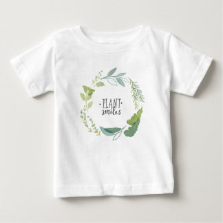 Fine Herbs II | Plant Smiles Baby T-Shirt