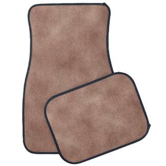 Fine Leather Set Of Car Mats