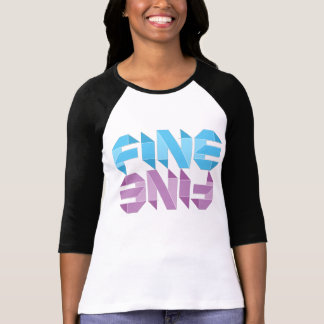 fine typo t-shirts