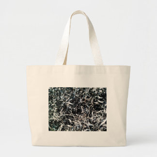 fine wires filing large tote bag