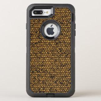 Fine Woven Basket OtterBox Defender iPhone 8 Plus/7 Plus Case