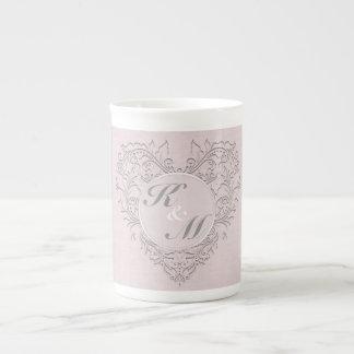 FineLinen-Pink.png Bone China Mug