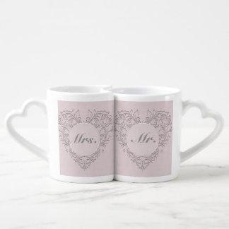 FineLinen-Pink.png Coffee Mug Set