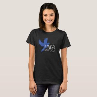 Finer since 2001 Zeta Phi Beta Shirt