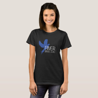 Finer since 2010 Zeta Phi Beta Shirt