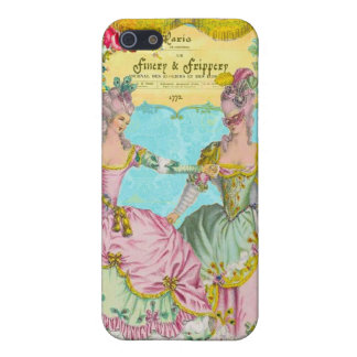 Finery and Frippery Marie Antoinette 4 Cover For iPhone 5/5S