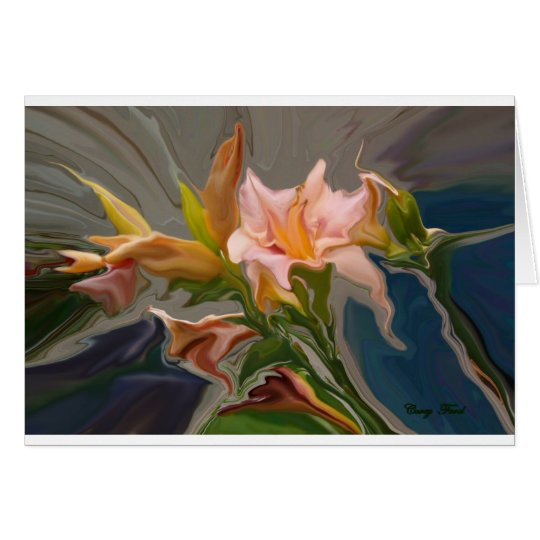FINERY BLANK CARD