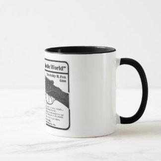 finest gun in the world mug