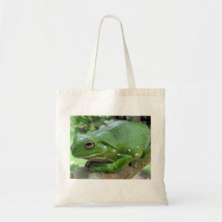 Finger Coral Tree Frog Bag