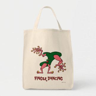 Finger Dancing Bag