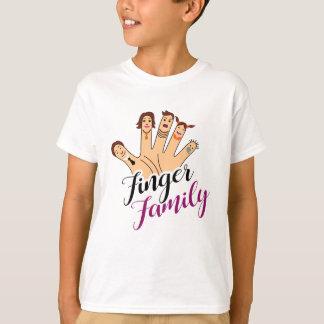 Finger Family T-Shirt