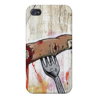 Finger Food iPhone 4 Covers