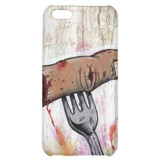 Finger Food iPhone 5C Case