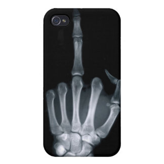 Finger Iphone case iPhone 4/4S Cover