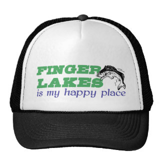 Finger Lakes is my happy place Cap