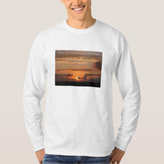 finger lakes sunset T-Shirt