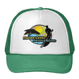 Finger Lakes SUP Cap