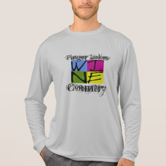 Finger Lakes Wine Country T-shirts