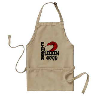 Finger Lickin Good Standard Apron